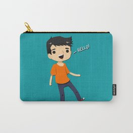 Mini Seb Carry-All Pouch