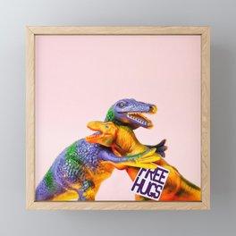 Free Hugs Framed Mini Art Print