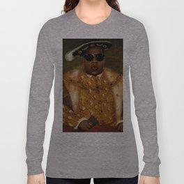 Jay in Shades Long Sleeve T-shirt