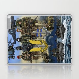 He Who Dares Laptop & iPad Skin