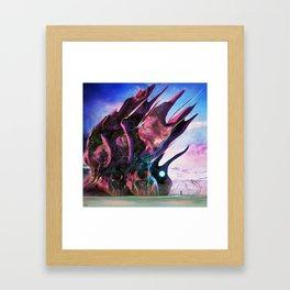 Interlude Framed Art Print