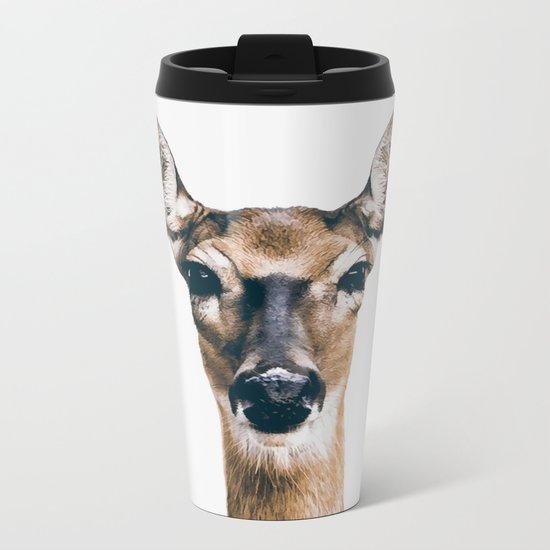 DEER 3 Metal Travel Mug