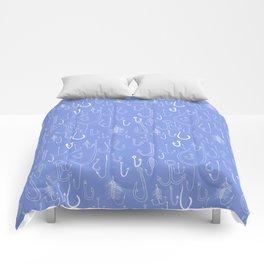Fish hooks Comforters