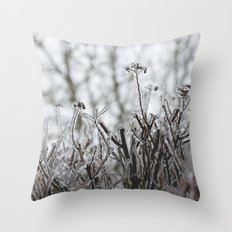 frozen. Throw Pillow