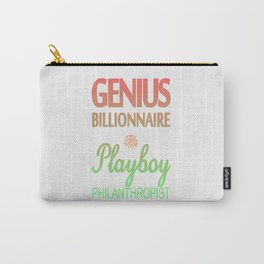 GENIUS TONY Carry-All Pouch