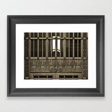 620 Framed Art Print