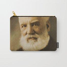 Alexander Graham Bell, Inventor Carry-All Pouch