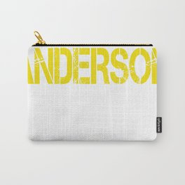 All care about is_ANDERSON Carry-All Pouch