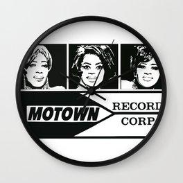 MOTOWN Wall Clock