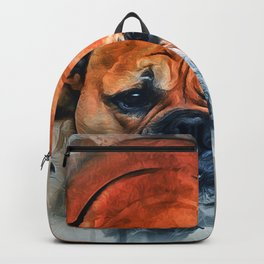Bulldog Backpack