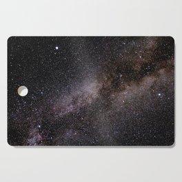 The Milky Way Cutting Board