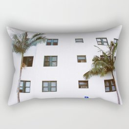 Santa Barbara Vibes Rectangular Pillow