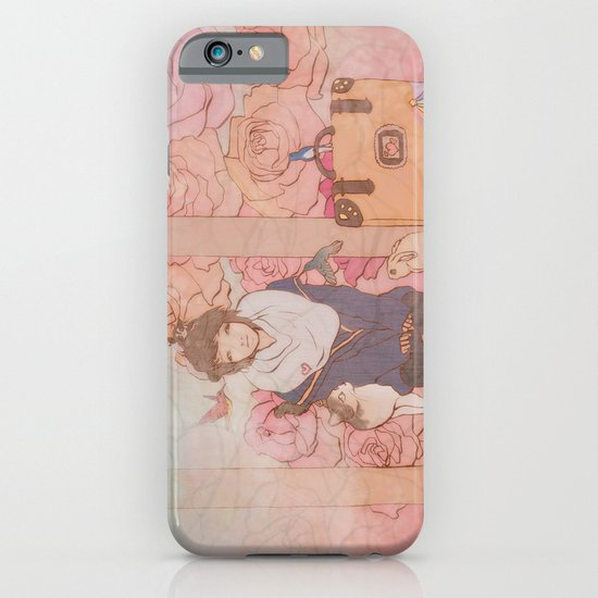 Moonstruck iPhone & iPod Case