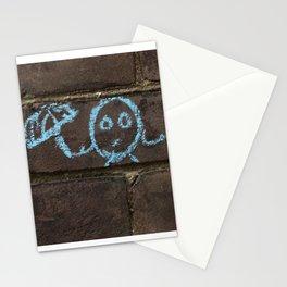 self quarantine Stationery Cards
