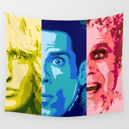Zoo Pop Wall Tapestry