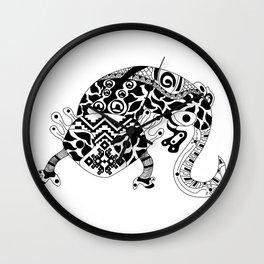 Ajolote Ecopet Wall Clock