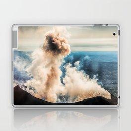The summit of Karymsky Volcano Laptop & iPad Skin