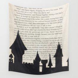 Hogwarts! Wall Tapestry