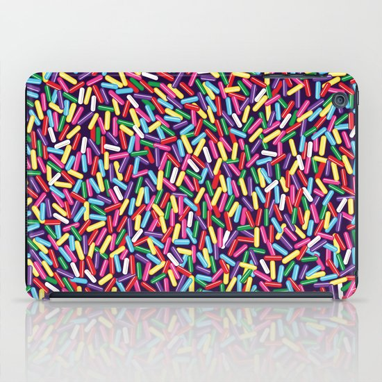 Encrusted With Sprinkles iPad Case