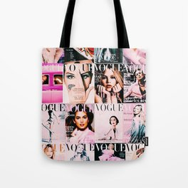 READ IT AND WEEP Tote Bag