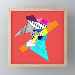 Gew Framed Mini Art Print