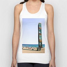 Beach House Unisex Tank Top