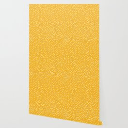 YELLOW DOTS Wallpaper