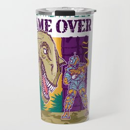 Game Over 3..2..1... Travel Mug
