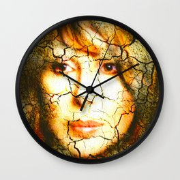 Cherilyn Goddess of Pop Wall Clock