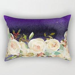 Flowers bouquet 81 Rectangular Pillow