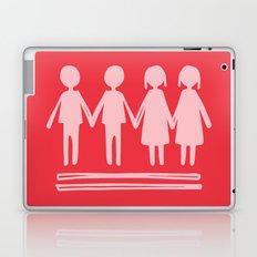 Equality Love Laptop & iPad Skin