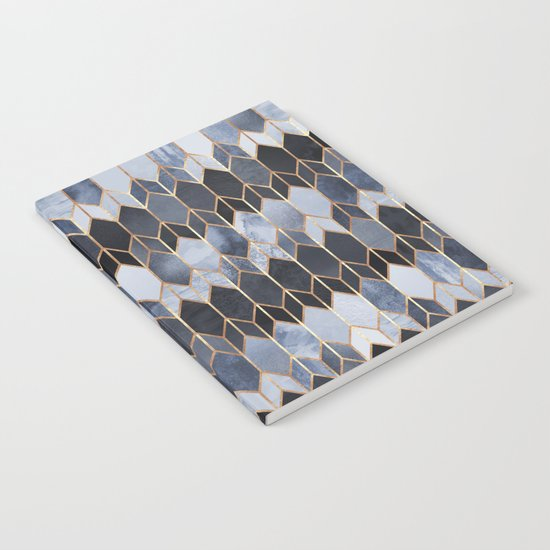 Stained Glass 4 Notebook