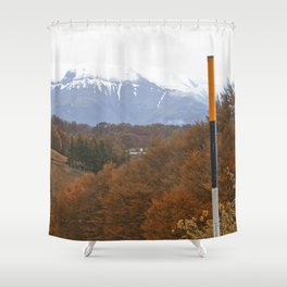 Atumn has come Shower Curtain