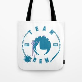 Team REM Tote Bag