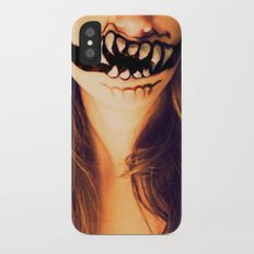 October's Mouth Slim Case iPhone X