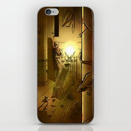 Templo iPhone Skin