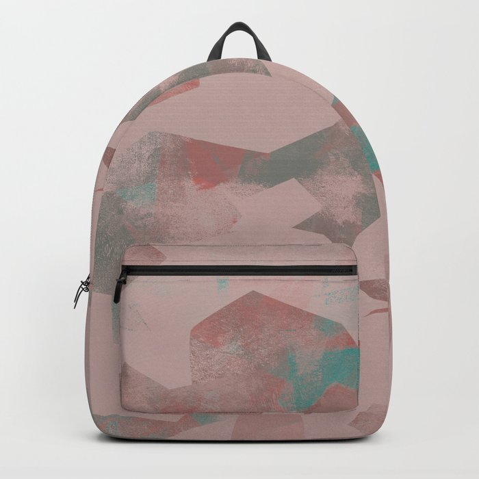 Camouflage XXX (color version) Backpack