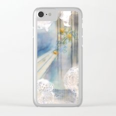Pennies and Youth (The Sweven Project) Clear iPhone Case