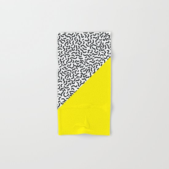 Pop Art Pattern 2 Hand & Bath Towel