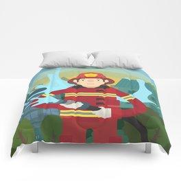 Firefighter Comforters