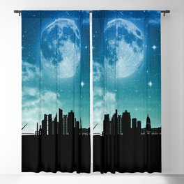 Buenos Aires Blackout Curtain