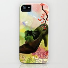 Lucky High Heels iPhone Case