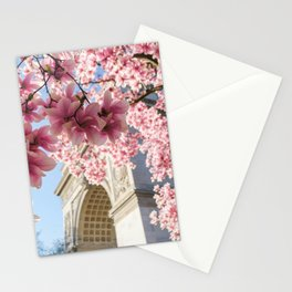 NYC Spring 2 Stationery Cards