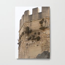 Tower of memories - Photo-Photo Deco Metal Print