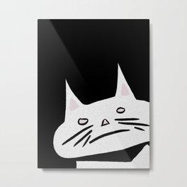 Wake Up, I'm Hungry Metal Print