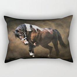 The Restless Gypsy Rectangular Pillow