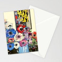 "Charles Rennie Mackintosh ""Anemones"" Stationery Cards"