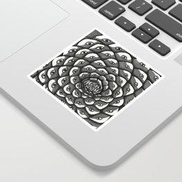 Cosmosis Pine Cone Sticker