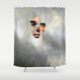Nocturne 110 Shower Curtain