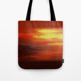 The Relenting Sun Tote Bag